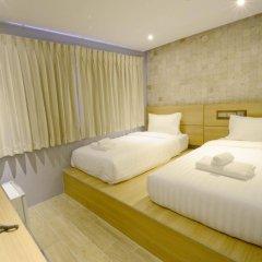 Gaam Hotel Бангкок комната для гостей