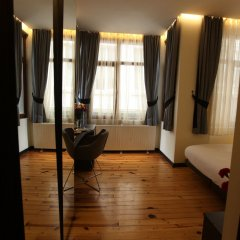 Taksim Terrace Hotel Стамбул комната для гостей фото 3