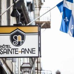 Отель Sainte-Anne Канада, Квебек - отзывы, цены и фото номеров - забронировать отель Sainte-Anne онлайн спортивное сооружение
