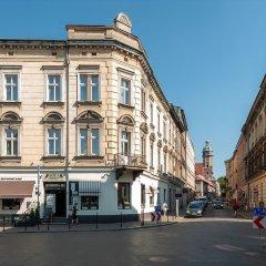 Отель Spatz Aparthotel Краков фото 2
