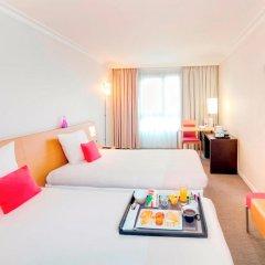 Отель Novotel Paris Vaugirard Montparnasse комната для гостей фото 3