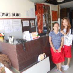 Отель Patong Buri интерьер отеля фото 2