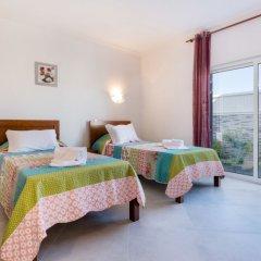 Отель Estrela do Mar Praia da Galé комната для гостей фото 2