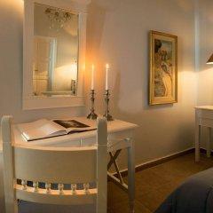 Отель Andromeda Villas Греция, Остров Санторини - 1 отзыв об отеле, цены и фото номеров - забронировать отель Andromeda Villas онлайн ванная