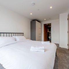 Апартаменты Modern 2 Bedroom Apartment in Northern Quarter комната для гостей фото 3