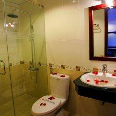 Отель Nice Swan Hotel Вьетнам, Нячанг - 8 отзывов об отеле, цены и фото номеров - забронировать отель Nice Swan Hotel онлайн ванная фото 2