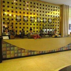 Отель Super Garden Тяньцзинь интерьер отеля