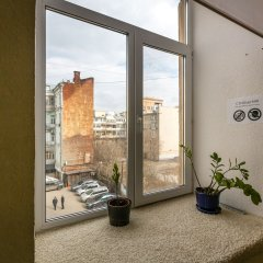 Chekhov Bro Hostel Москва комната для гостей фото 3