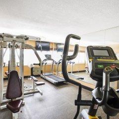 Отель Quality Inn & Suites Denver Stapleton фитнесс-зал