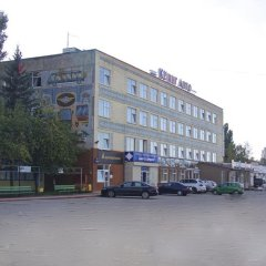 Гостиница КенигАвто парковка