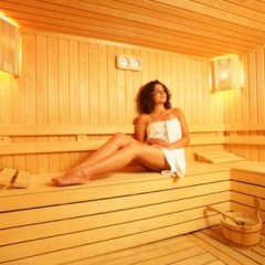 Отель Odessos Park Hotel - Все включено Болгария, Золотые пески - отзывы, цены и фото номеров - забронировать отель Odessos Park Hotel - Все включено онлайн сауна