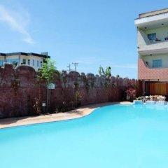 Отель John Mig Hotel Филиппины, Лапу-Лапу - отзывы, цены и фото номеров - забронировать отель John Mig Hotel онлайн бассейн фото 3