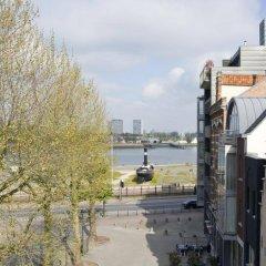 Отель Kool Kaai Studio's Бельгия, Антверпен - отзывы, цены и фото номеров - забронировать отель Kool Kaai Studio's онлайн пляж