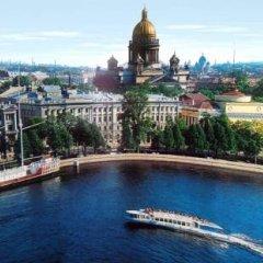 Гостиница Петровская Пристань бассейн