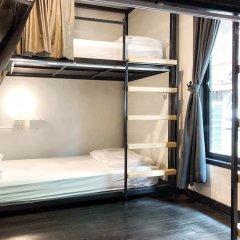 Moon House Hostel - Bangkok Бангкок комната для гостей фото 3