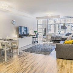 Отель Experience Living Apartments Финляндия, Хельсинки - отзывы, цены и фото номеров - забронировать отель Experience Living Apartments онлайн комната для гостей фото 2