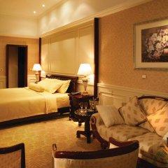 Отель Crowne Plaza Hotel & Suites Landmark Shenzhen, an IHG Hotel Китай, Шэньчжэнь - отзывы, цены и фото номеров - забронировать отель Crowne Plaza Hotel & Suites Landmark Shenzhen, an IHG Hotel онлайн комната для гостей фото 4