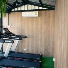 Отель NARRA Бангкок фитнесс-зал