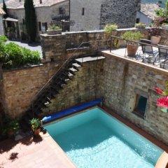 Отель Château de Bessas Gîtes бассейн фото 2