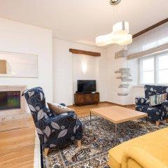 Апартаменты Tallinn City Apartments Таллин комната для гостей