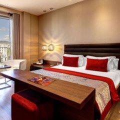 Отель Olivia Plaza Барселона комната для гостей фото 3