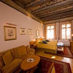Отель Santini Residence Чехия, Прага - отзывы, цены и фото номеров - забронировать отель Santini Residence онлайн комната для гостей фото 5