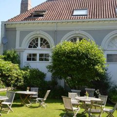 Отель Patritius Бельгия, Брюгге - отзывы, цены и фото номеров - забронировать отель Patritius онлайн фото 9