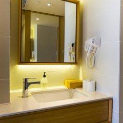 Отель Home Inn Xiamen University - Xiamen Китай, Сямынь - отзывы, цены и фото номеров - забронировать отель Home Inn Xiamen University - Xiamen онлайн ванная