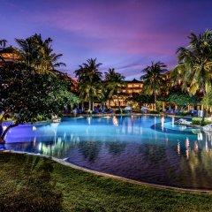 Отель Nikko Bali Benoa Beach Индонезия, Бали - отзывы, цены и фото номеров - забронировать отель Nikko Bali Benoa Beach онлайн бассейн