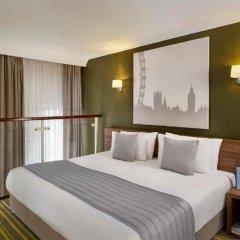 Отель Citadines South Kensington London Великобритания, Лондон - отзывы, цены и фото номеров - забронировать отель Citadines South Kensington London онлайн комната для гостей фото 4
