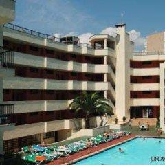 Отель Intertur Apartamentos Waikiki Испания, Торренова - отзывы, цены и фото номеров - забронировать отель Intertur Apartamentos Waikiki онлайн вид на фасад