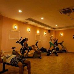 Narcia Resort Side Турция, Сиде - отзывы, цены и фото номеров - забронировать отель Narcia Resort Side - All Inclusive онлайн фитнесс-зал
