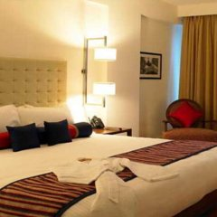 Отель Royal Orchid Central Jaipur комната для гостей фото 5