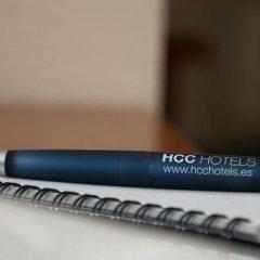 Отель HCC Lugano Испания, Барселона - 1 отзыв об отеле, цены и фото номеров - забронировать отель HCC Lugano онлайн удобства в номере фото 2