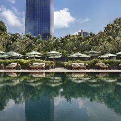 Отель The Sukhothai Bangkok Таиланд, Бангкок - 1 отзыв об отеле, цены и фото номеров - забронировать отель The Sukhothai Bangkok онлайн приотельная территория фото 2