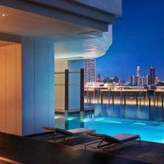 Отель Millennium Hilton Bangkok Бангкок бассейн фото 2