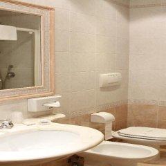 Отель Pace Helvezia ванная фото 2