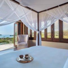 Отель Six Senses Fiji балкон