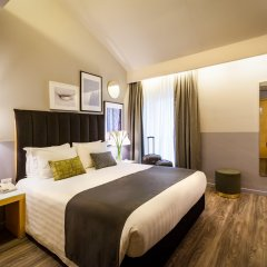 Отель Holiday Inn Milan - Garibaldi Station комната для гостей фото 3