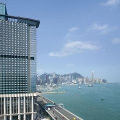 Отель Harbour Grand Hong Kong пляж