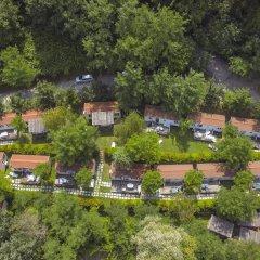 Отель Camping Boschetto Di Piemma Италия, Сан-Джиминьяно - отзывы, цены и фото номеров - забронировать отель Camping Boschetto Di Piemma онлайн парковка