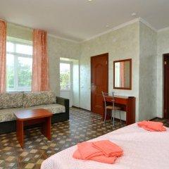Гостиница Guest House Korona в Анапе 1 отзыв об отеле, цены и фото номеров - забронировать гостиницу Guest House Korona онлайн Анапа комната для гостей фото 5