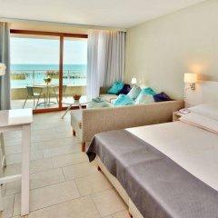Отель White Lagoon Болгария, Балчик - отзывы, цены и фото номеров - забронировать отель White Lagoon онлайн комната для гостей фото 4
