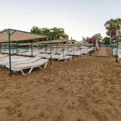 Armas Green Fugla Beach Турция, Аланья - отзывы, цены и фото номеров - забронировать отель Armas Green Fugla Beach онлайн пляж