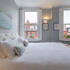 Отель 1 Bedroom Apartment in Brook Green Великобритания, Лондон - отзывы, цены и фото номеров - забронировать отель 1 Bedroom Apartment in Brook Green онлайн комната для гостей фото 2