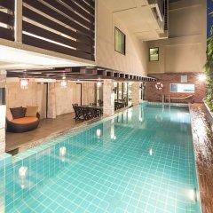 Отель Aspen Suites Бангкок бассейн фото 3