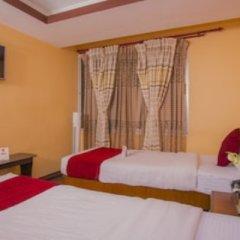 Отель OYO 208 Mount Gurkha Palace Непал, Катманду - отзывы, цены и фото номеров - забронировать отель OYO 208 Mount Gurkha Palace онлайн комната для гостей фото 3