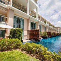 Отель Crowne Plaza Phuket Panwa Beach фото 4