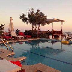Villa MNM Турция, Калкан - отзывы, цены и фото номеров - забронировать отель Villa MNM онлайн бассейн
