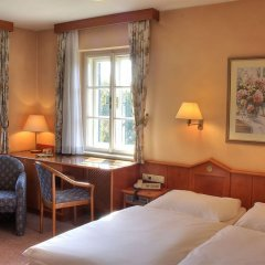 Отель Doktorschlössl Австрия, Зальцбург - отзывы, цены и фото номеров - забронировать отель Doktorschlössl онлайн комната для гостей фото 2